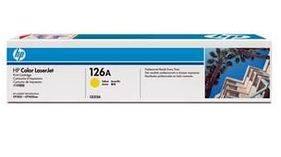 HP CE312A - HP126A 1000 stran žlutý originální toner pro tiskárny HP Laserjet PRO 100 Color MFP M175A/ PRO 100 Color MFP M175NW/ Laserjet PRO CP1025/ CP1025NW
