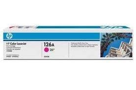 HP CE313A - HP126A 1000 stran červený originální toner pro tiskárny HP Laserjet PRO 100 Color MFP M175A/ PRO 100 Color MFP M175NW/ Laserjet PRO CP1025/ CP1025NW