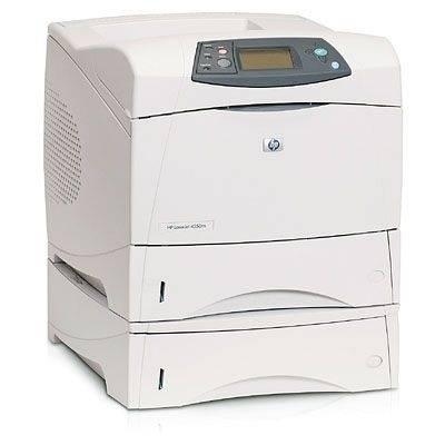 HP LaserJet 4200dtn, A4, použitá tiskárna, rychlost tisku 33 str./ min, tiskárna je bez toneru