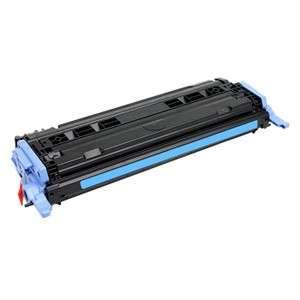 Kompatibilní toner HP Q6001A, 124A modrý na 2000 stran