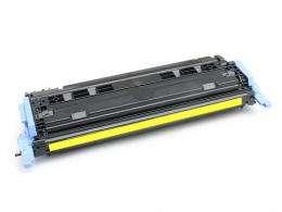 Kompatibilní toner HP Q6002A, 124A žlutý na 2000 stran