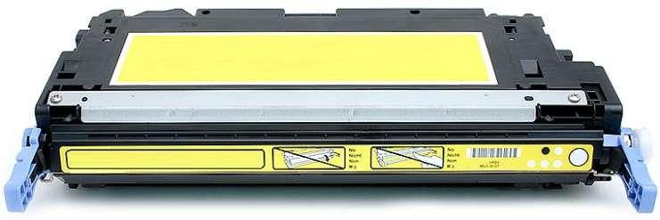 Kompatibilní toner HP Q6472A, 502A žlutý na 4000 stran