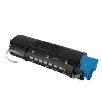 Kompatibilní toner Oki 42804516 černý na 3000 stran, high capacity pro tiskárnu Oki C3100, C3200, C3200n, C5100, C5100N, C5200, C5200N, C5300DN, C5300N, C5400, C5400DN, C5400DTN, C5400N, C5400TN