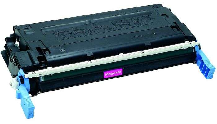 Kompatibilní toner HP Q7563A, 314A červený