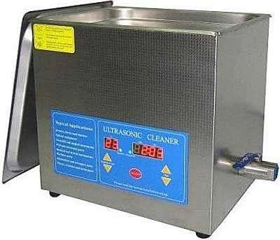 Digitální ultrazvuková čistička VGT-1990QTD, 9l, 200W s ohřevem