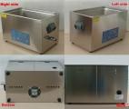 VGT ultrazvuková čistička VGT-2327FQTD-80, 27 litrů