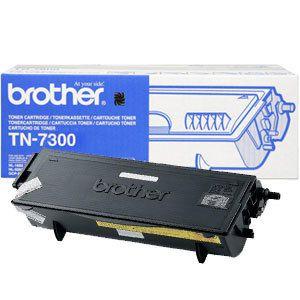 Originální toner Brother TN-7300 na 3300 stran pro tiskárnu Brother DCP-8020, DCP-8025 D, DCP-8025 DN, HL-1600, HL-1600 DX, HL-1600 E, HL-1600 NE, HL-1600 NTR, HL-1600 PS, HL-1630, HL-1640, HL-1650, HL-1650 DN, HL-1650 N, HL-1670, HL-1670 N