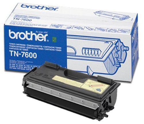 Originální toner Brother TN-7600, 6500 stran
