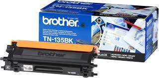 Originální toner Brother TN-135Bk černý, 5000 stran