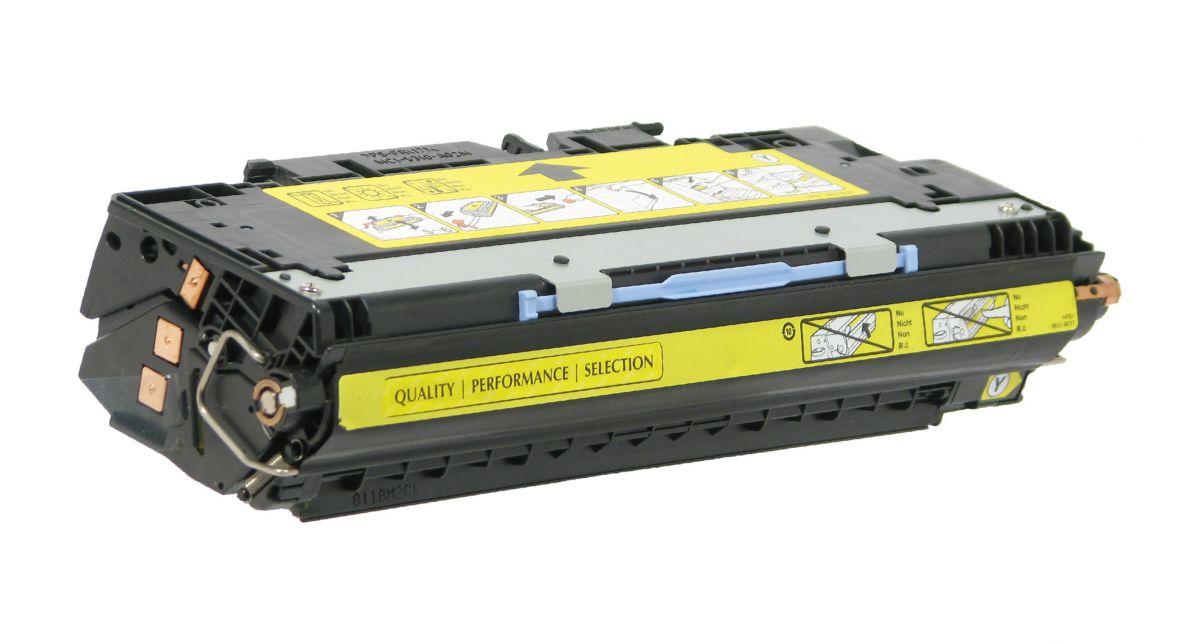 Kompatibilní toner HP Q2682A, 311A žlutý, 6000 stran