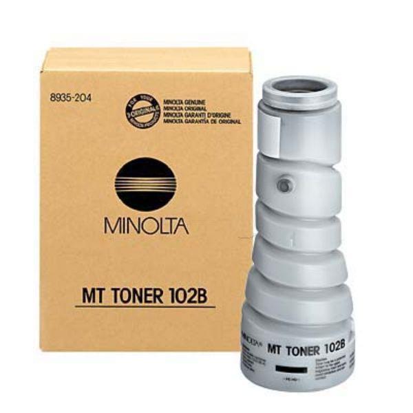 Originální toner Konica Minolta MT-102B, EP 1052, 1083, 2010