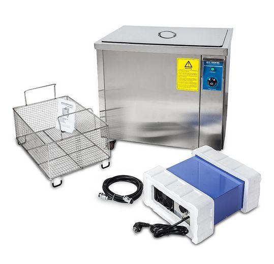 Ultrazvuková čistička VGT 96 litrů s ohřevem