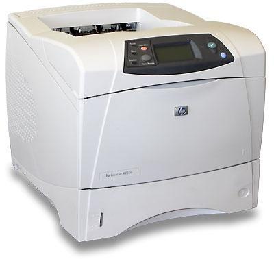Použitá laserová tiskárna HP LaserJet 4250 dn