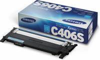 Originální tonerová kazeta mordá Samsung CLT-C406S, 1000 stran