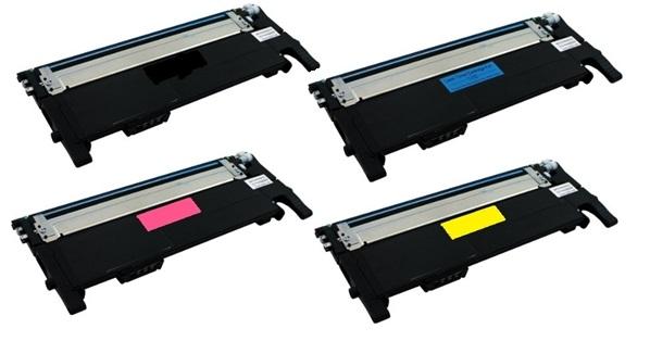 Kompatibilní tonerové kazety Samsung CLT-406S, K, C, M, Y