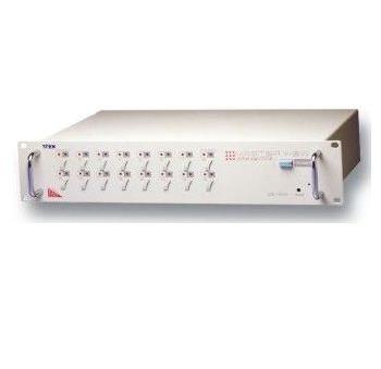 "ATEN 16-port KVM AT+PS/2, audio, OSD, rack 19"""