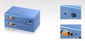 ATEN Extender PC-konzole na 300m PS/2