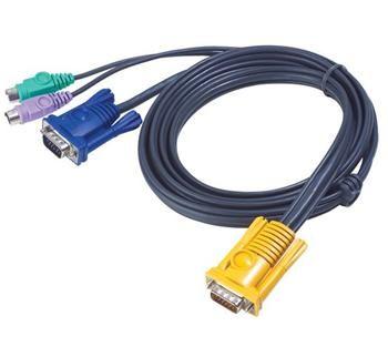 ATEN KVM sdružený kabel k CS-12xx, PS/2, 2m