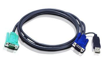 ATEN KVM sdružený kabel k CS-1708,1716, USB, 5m