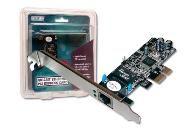 DIGITUS DN-10130 PCI Express síťová karta 10/100/1000