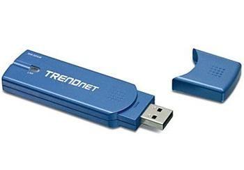 TRENDnet WLAN USB2.0 Adap. IEEE 802.11a/g 108Mbps
