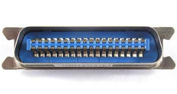 Konektor Centronics 36M kabelový Noname