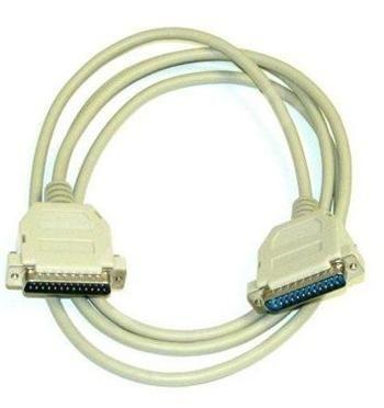 PremiumCord Datový kabel 25M-25M 7m 25ž.