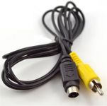 PremiumCord Kabel S-Video - Cinch M/M 10m