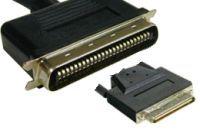 PremiumCord SCSI VHD CEN68-Centr.50 MM 1m