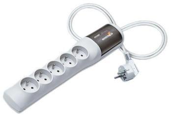 Acar XProtector přepěťová ochrana, 5m, 5 zásuvek