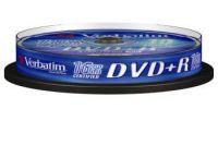 DVD+R 16x Verbatim AZO 4.7GB 10pack