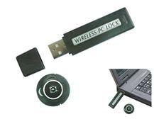 PremiumCord USB bezdrátový zámek PC