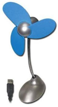 PremiumCord USB přídavný větráček napájený z portu