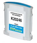 Zvětšit fotografii - ARMOR ink-jet pro HP DJ 2200 cyan 30 ml, kompatibilní s C4836A