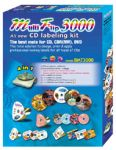 BOMA CD/DVD Label Maker Kit + software