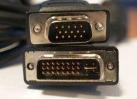 PremiumCord DVI-VGA kabel 5m