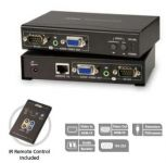 ATEN VGA + RS232 video/audio extender do 150m, OSD, DO