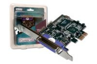DIGITUS PCI Express karta 2xCOM+1xLPT (DS-30040-2)