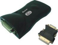 PremiumCord USB 2.0 adapter na DVI + VGA (pro až 6 monitorů) HiRes