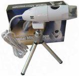 PremiumCord USB digitální mikroskop Full HD 1920x1080, zvětšení: 30-200x