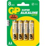 GP Super Alkaline AA 1,5V LR6 1ks