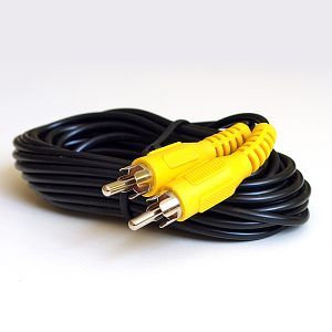 PremiumCord Kabel 1x CINCH-1x CINCH M/M 5m