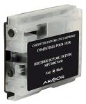 ARMOR ink-jet pro Brother MFC235/260 černý, kompat.s LC970/LC1000BK, 24,6 ml