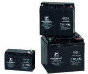 Banner GiV 12-45 baterie pro UPS, požární hlásiče, záložní světla 12V, 45Ah