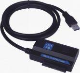 "PremiumCord USB 3.0 - SATA3 adaptér s kabelem pro 2,5""/3,5""HDD"