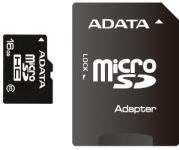Zvětšit fotografii - A-DATA micro SDHC Premier karta 16GB UHS-I U1 Class 10 + adaptér