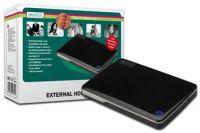 "DIGITUS Externí box 2,5"" SATA - USB 2.0, montáž bez šroubů"