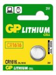GP Lithium Cell CR1616 3V 55mAh