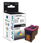 Zvětšit fotografii - ARMOR ink-jet pro HP,3 barvy, 18ml, komp.s CC656AE, 901