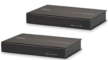ATEN Extender PC-konzole DVI, USB 3port hub, až 1920 x 1200 bodů/100m